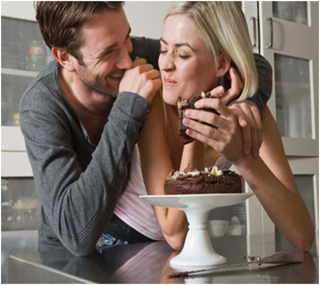 Love, Relationship and Cake