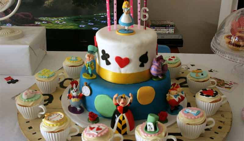 DIY Cake decoration ideas