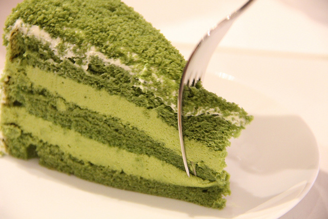 Green Tea Cake Mix