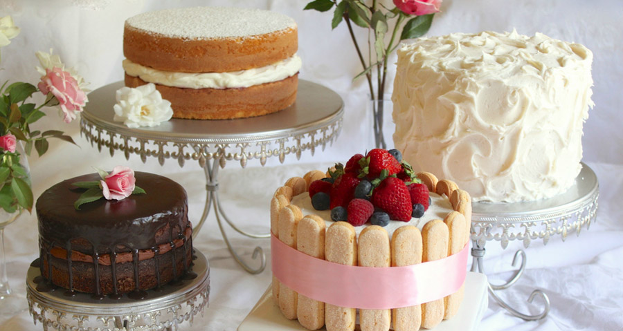 Follow these simple methods to make your cake look awesome for Easy method of making cake