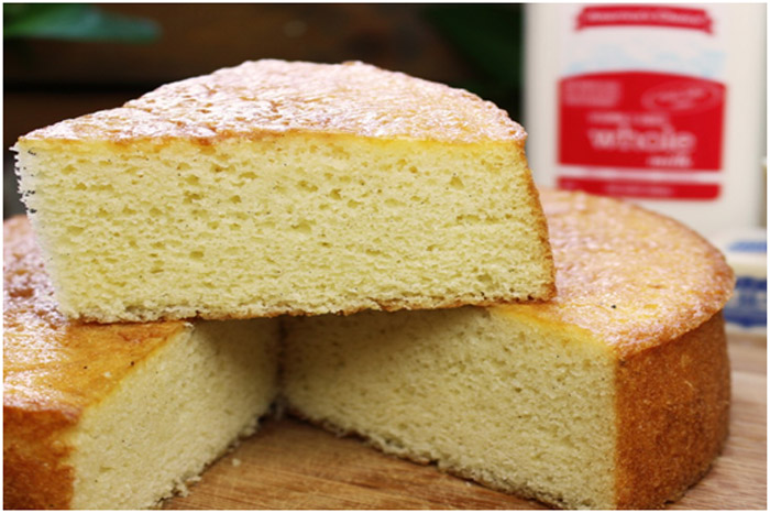 Basic Yellow Cake Recipe With Oil