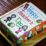 Happy Teachers Day - CakenGifts.in