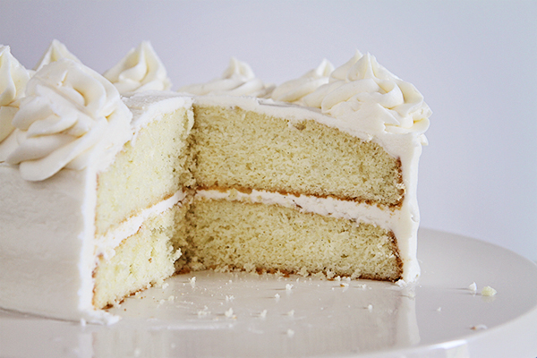 Calories In  Layer White Cake Mix