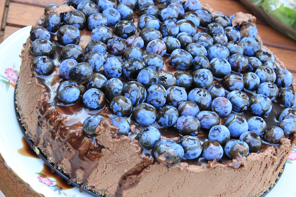 Best blueberry cake pictures