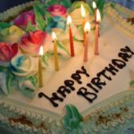 Birthday cake and wishes images