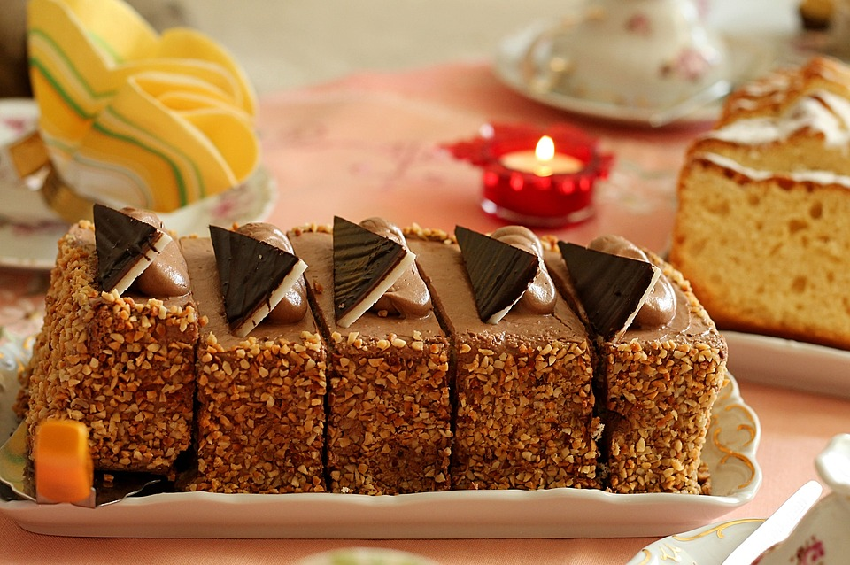 Coffee cake images