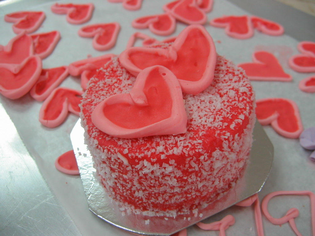 Valentines day cakes images design