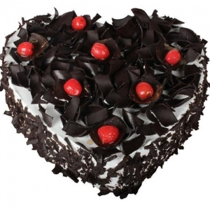 Nummy Black Forest Cake