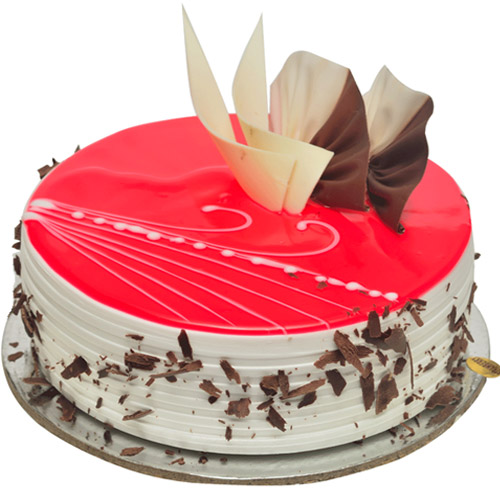 Delicious Strawberry Cake Same Day Amp Midnight Delivery
