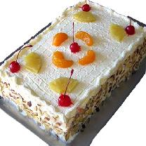 Savoury Fresh Fruit Cake