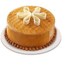 Delight Butterscotch Cake