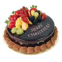 Fruit Christmas Cake