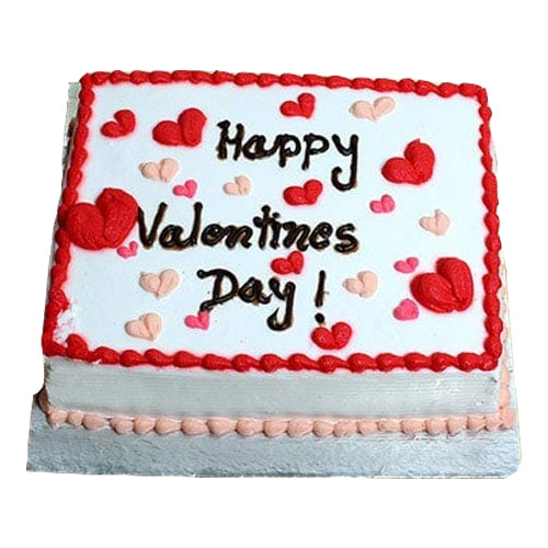 Valentines Day Chocolate Cake Same Day Midnight Delivery