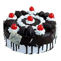 Gateau Black Forest Cake