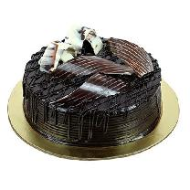 Yummy Rich Chocolate Cake