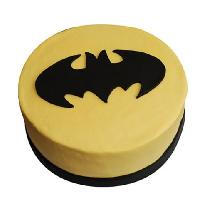 Batman Chocolate Cake