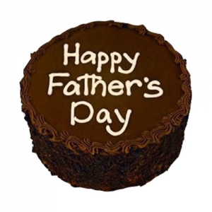 Choco Dad Father Day Cake