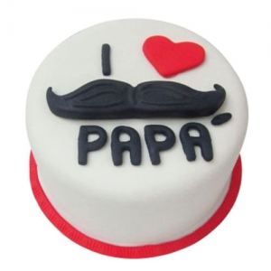 Lovely Fathers Cake