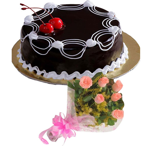 cherry-on-chocolate-cake-6-pink-roses