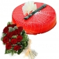 delight-red-velvet-cake-12-roses thumb