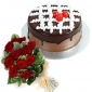 deluxe-chocolate-cake-12-roses thumb
