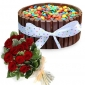 kit-kat-cake-with-gems-12-roses thumb