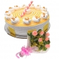 sapid-butter-scotch-cake-6-pink-roses thumb