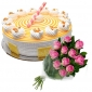 sapid-butter-scotch-cake-12-pink-roses thumb