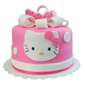 Fanciable Kitty Cake