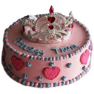 Princess Cake For Princess